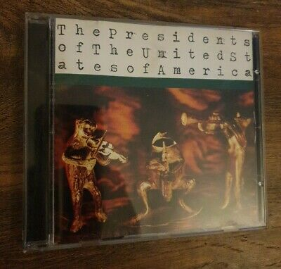 The Presidents Of The United States Of America CD 1995 • 2.99£