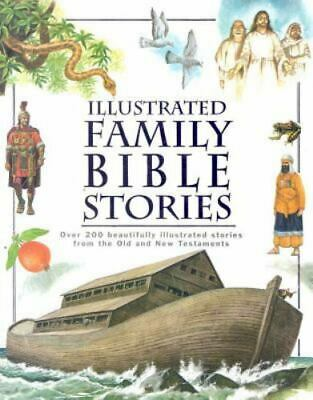 Illustrated Family Bible Stories By Parragon Books • 2.90£