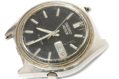 $ CDN52.78 • Buy Seiko Actus 7019-8010 Japan A Automatic Watch For Repairs Or For Parts    -11677