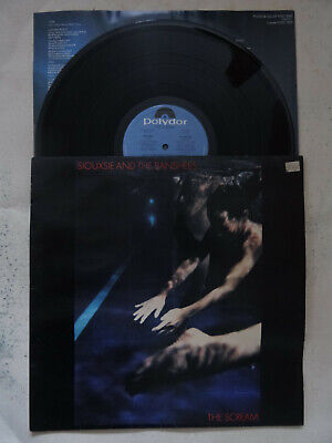 Siouxsie And The Banshees, The Scream, Vinly LP, 1978, Very Good Condition.  • 18£