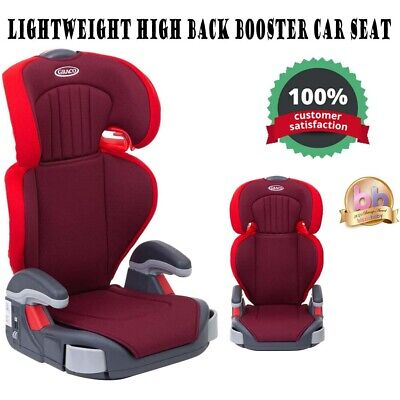 £38.99 • Buy Car Booster Safety Seat Baby Chair Toddler Kids Group 2/3 Black 4 To 12 Years UK