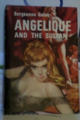 £15 • Buy Sergeanne Golon  Angelique And The Sultan 1962 Edition