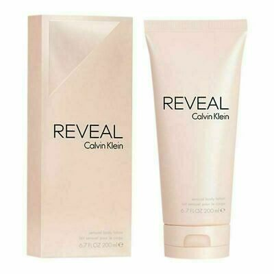 Calvin Klein Reveal Body Lotion 200ml For Her *new & Boxed • 10£