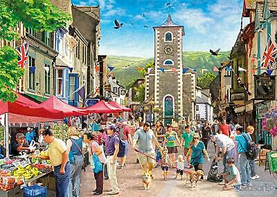 Gibsons Keswick Jigsaw Puzzle (1000 Pieces) • 18.22£