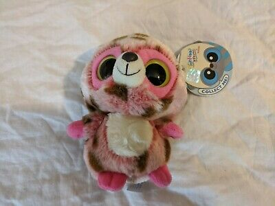 £4.99 • Buy Aurora YooHoo And Friends Rosette Pink Leopard Plush Soft Toy 6