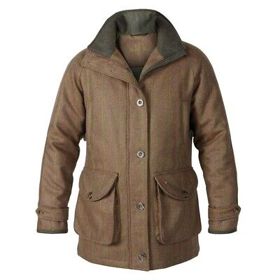 Laksen Ladies TyneTweed Shooting Coat 10/S • 275£