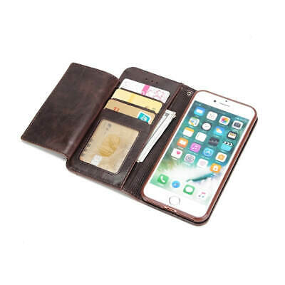 AU39.95 • Buy Wallet Phone Case For IPhone 6 Plus - Carry Cards & Cash