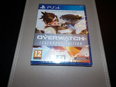 AU69.42 • Buy Overwatch Legendary Edition PS4 **New & Sealed**