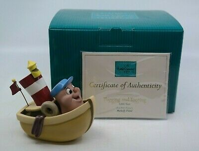 $ CDN187.98 • Buy WDCC Melody Time - TUGGING AND TOOTING Little Toot MIB W/ COA