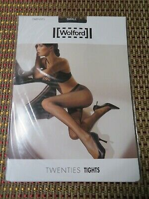 Wolford Twenties Tights Small Anthracite • 21.46£