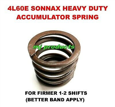AU24 • Buy 4l60e Accumulator Spring /  Sonnax Heavy Duty Shifts / 1-2 Accumulator Spring