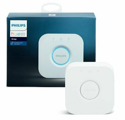 AU36.10 • Buy Philips Hue Bridge Hub Wireless Lighting Controller 2.1 3rd Generation Smart