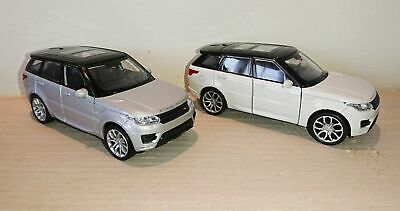 Land Rover Range Rover Sport Diecast Scale Model Car Scale 1:38 NEW 2 Colours • 12.50£