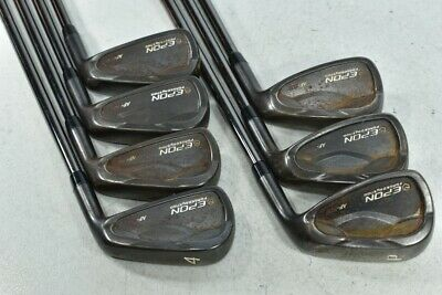 AU720.73 • Buy Epon AF-502 4-PW Iron Set Right Stiff Flex Steel # 112600