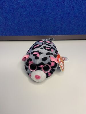$ CDN8.86 • Buy 2016 Ty Teeny Tys Miles The Leopard Plush Stuff Animal Stackable Toy  New
