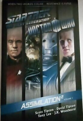 Star Trek Next Generation Doctor Who Assimilation 2 Volume 1  Idw 2012 Tpb Tp Gn • 25.25£