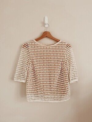 AU55 • Buy Zimmermann Lace Top Size 0 /AU 8