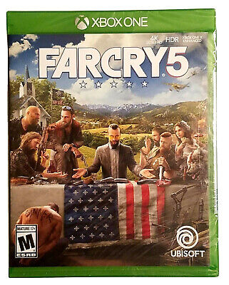 AU27.11 • Buy XBOX ONE Far Cry 5 Standard Edition 2018 Shooter Game