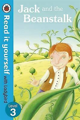 Read It Yourself Jack And The Beanstalk Level 3 NEW Paperback Childrens Book • 3.99£