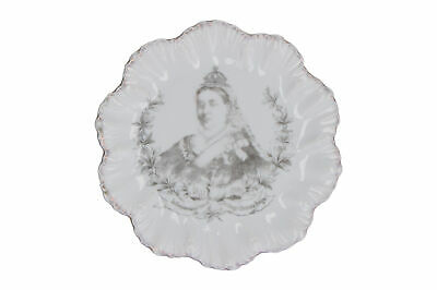 £14.95 • Buy Queen Victoria 1837 - 1897 60 Year Reign Plate Austrian From Photo By A Bassano