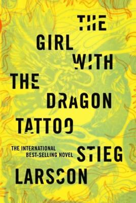 $17 • Buy Millennium Ser.: The Girl With The Dragon Tattoo By Stieg Larsson (2008,...