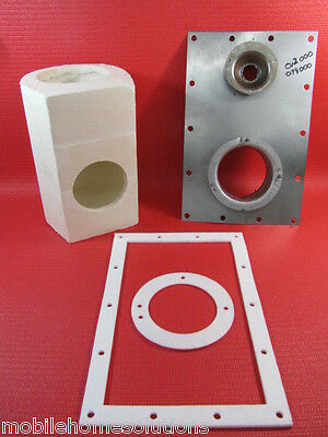 $267.95 • Buy Miller Nordyne CMF Mobile Home Furnace Parts Weldment Plate & Combustion Chamber
