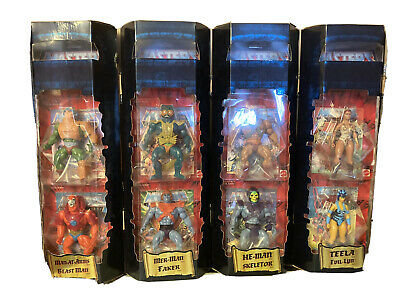 $142.50 • Buy Masters Of The Universe: Legends Of Eternia J.C. Penney Exclusive 10-Pack 2001