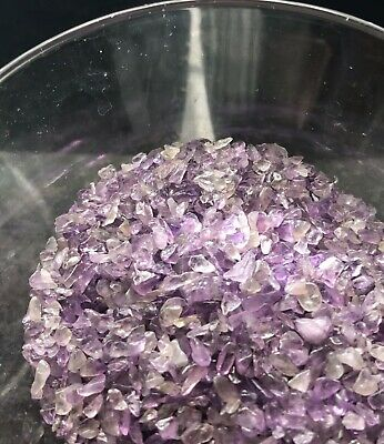 £5.95 • Buy Amethyst Quality Crystal Chips💜100g Packet