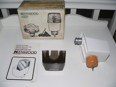£39.99 • Buy KENWOOD CHEF - Cream Maker A927 - (Fits A901 & All KM Models) Unused ✔️🍨🍰
