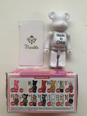 "$51.40 • Buy Medicom Toy Be@rbrick Series 37 100% Artist - Noodle ""Made In China"" Bearbrick"