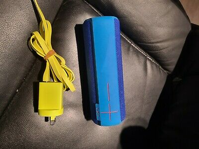 AU130 • Buy UE Boom 2 Blue S-00151 Excellent Condition With Charger