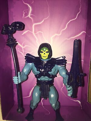$185 • Buy Hong Kong Skeletor RARE (hard Head)  Masters Of The Universe 100% Complete