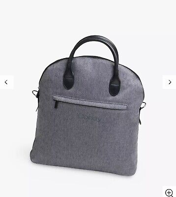 Icandy Changing Bag Charcoal Grey New • 80£