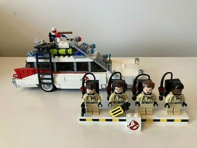 LEGO Ideas Ghostbusters Ecto-1 (21108) 100% Complete + Instructions • 33£