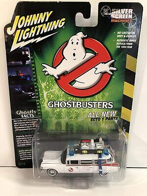 Johnny Lightning 1:64 Scale GHOSTBUSTERS ECTO 1 Diecast Model Replica Car • 16.99£