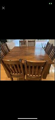 AU300 • Buy 8 Seater Dining Table And Chairs