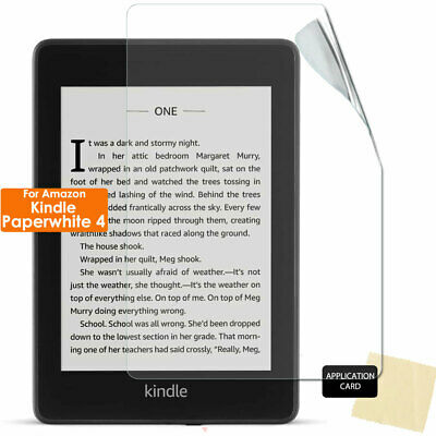 £2.49 • Buy Full Screen Protector Guard For Amazon Kindle Paperwhite 4 10th Generation 2018