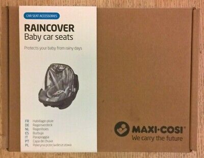 Maxi-Cosi 8694940110 Raincover For Baby Car Seat, Transparent • 19.95£