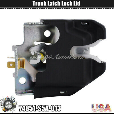 $15.45 • Buy Trunk Latch Lock Lid 74851-S5A-013 Fits For 2001-2005 Honda Civic New US
