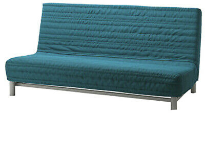 Ikea Beddinge Cover For Sofa Bed In Blue 103.064.15 • 74.99£
