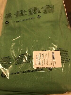 Ikea Ektorp 3 Seat Sofa Bed Cover By Bemz In Grass Green 100% Cotton • 139£