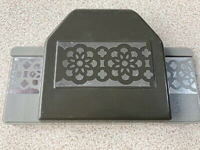 Stampin' Up! Large Lace Border Punch - Retired • 3£