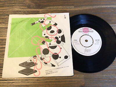 """Ian Dury And The Blockheads - Hit Me With Your Rhythm Stick 7"""" Single (1978) • 1.25£"""