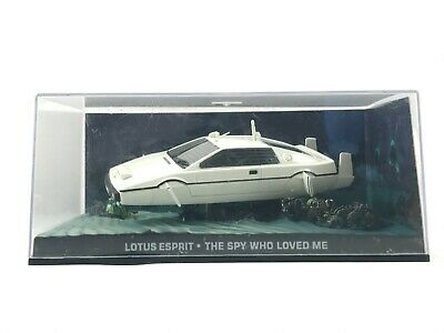 $ CDN47.40 • Buy 🤵 JAMES BOND 007 Collection LOTUS ESPRIT *THE SPY WHO LOVED ME* Scale Model Car