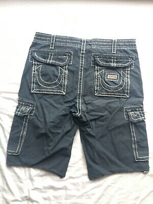 Rare Mens True Religion Shorts Size 32 • 35£