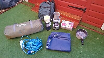 Camping Equipment Bundle Never Been Used • 29£