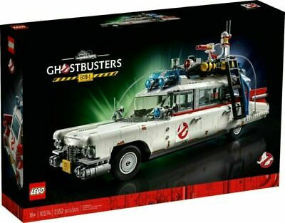 LEGO 10274 Creator Expert Ghostbusters ECTO-1 Set 2352pcs Age 18+ New Sealed • 169.50£