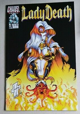 Lady Death, The Crucible Part 4 • 3.99£