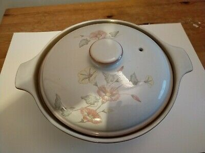 Denby - Melody - Casserole Dish + Lid.  Unused Excellent Condition!  • 15£