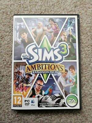 £7.99 • Buy The Sims 3: Ambitions (PC: Mac, 2010)